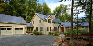Gathering House Post and Beam Timber Frame Home