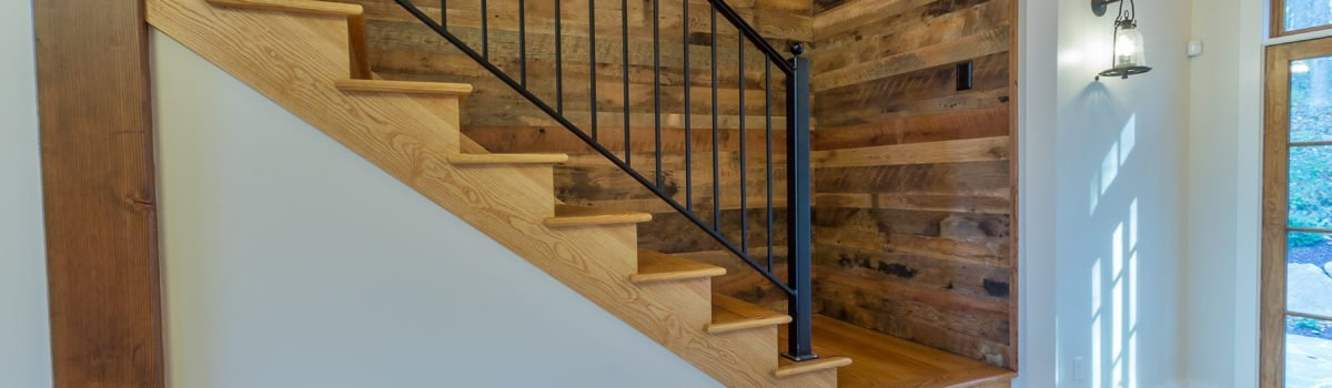 Barn House Staircases
