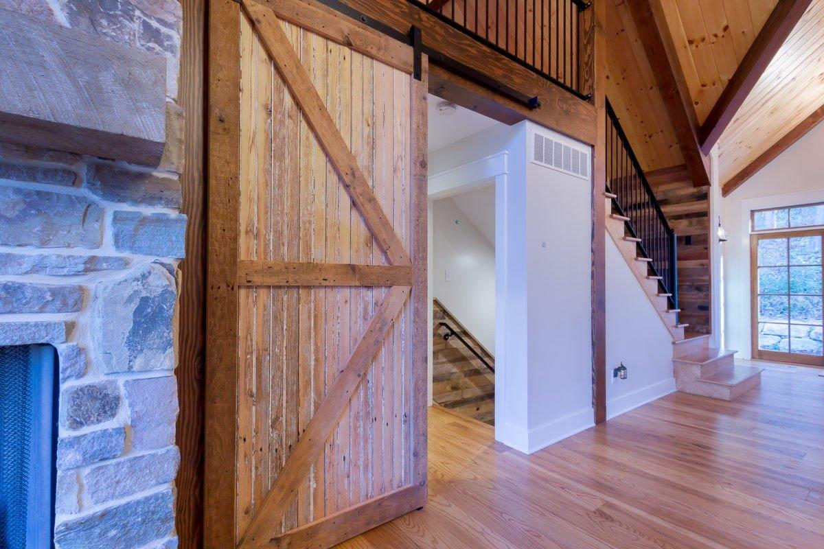 Barn Door in Downing
