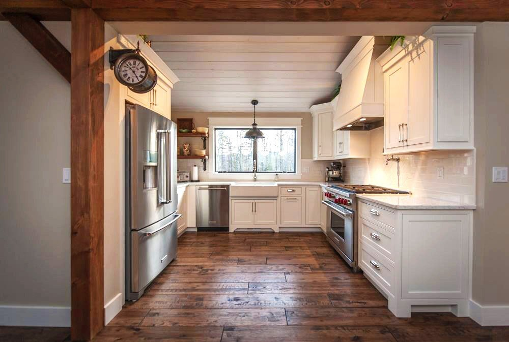 Main Street Farmhouse Kitchen 7