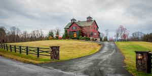 Superior Quality Custom Barn Home