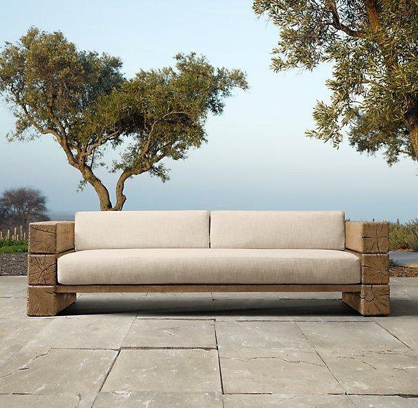 post and beam inspiration outdoor furniture. Black Bedroom Furniture Sets. Home Design Ideas