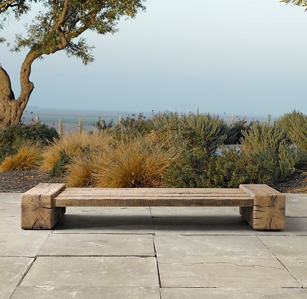 coffee table the restoration hardware - Restoration Hardware Outdoor Furniture