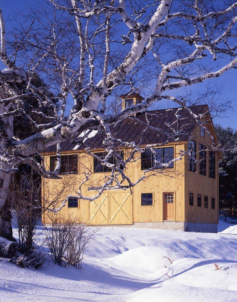 Hartford Carriage House Yankee Barn Homes