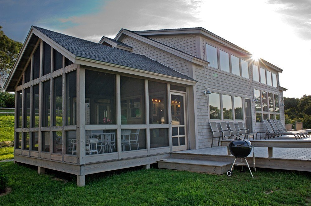 Martha's Vineyard Coastal Cottage