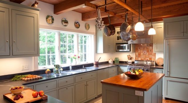 Barn Home Kitchen Islands