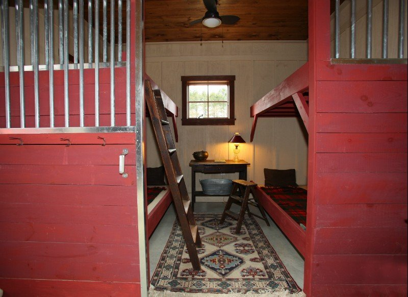 Carriage Guest House Bedroom