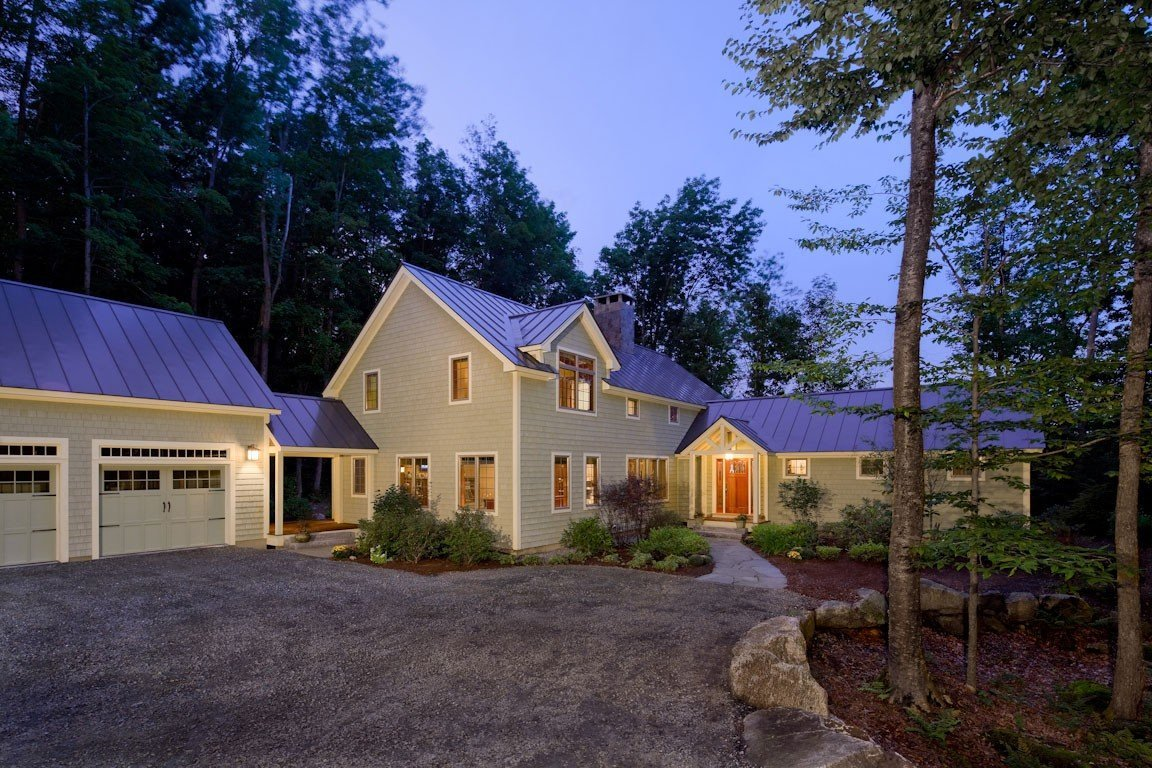 Timber Frame Homes - Yankee Barn Homes