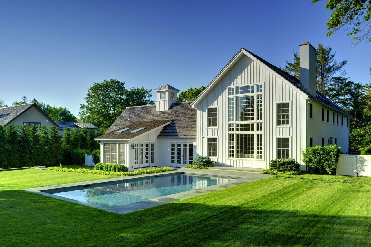 Laurel Hollow Barn Home - Yankee Barn Homes