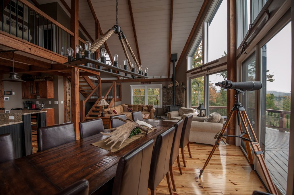 Attrayant Moose Ridge Mountain Lodge   Photography By Stefanie Martin Of Northpeak  Design