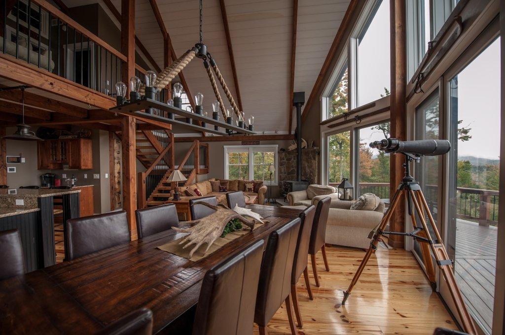 Moose Ridge Mountain Lodge   Photography By Stefanie Martin Of Northpeak  Design