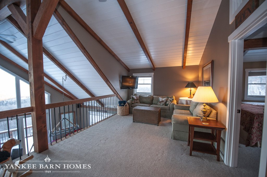 Moose Ridge Mountain Lodge Reading Loft X