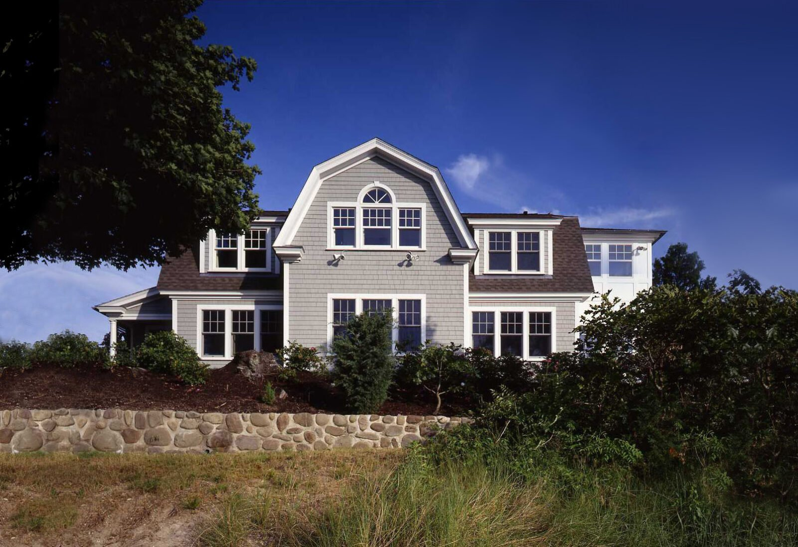 Rye Harbor Home on Cape Cod House Plans Designs