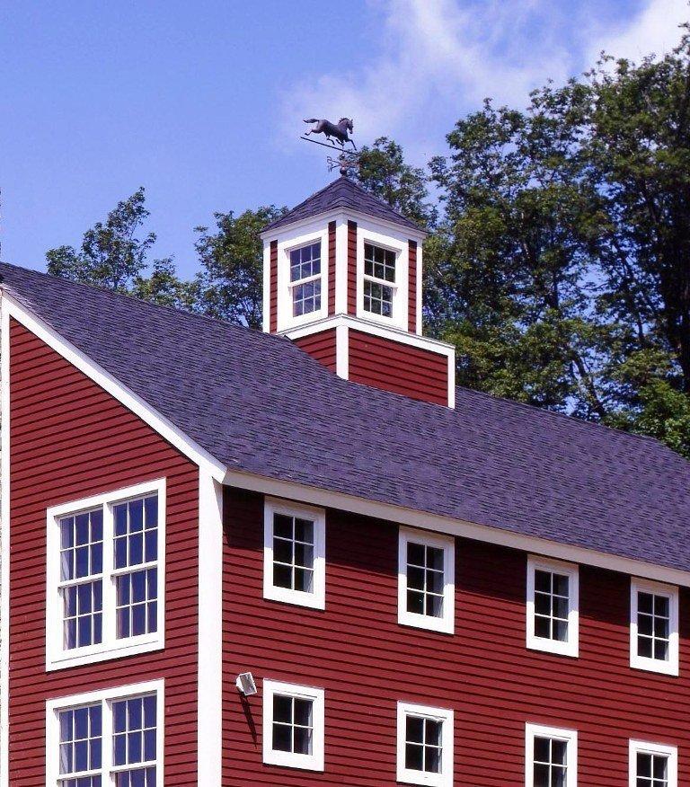 29 Excellent New England Cupolas