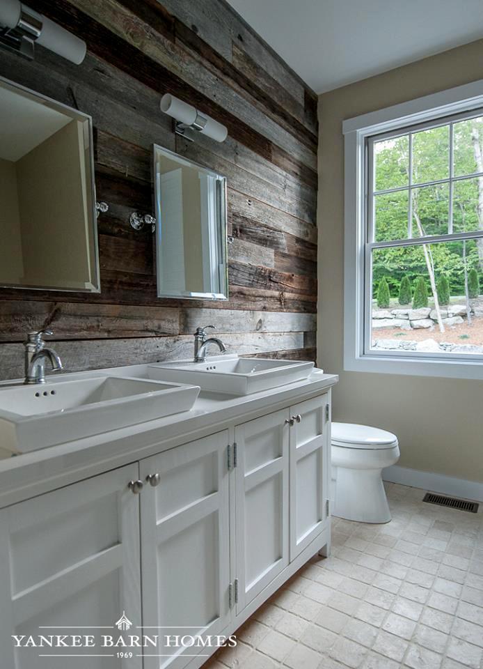 Barn Style Home Interior Barn Board