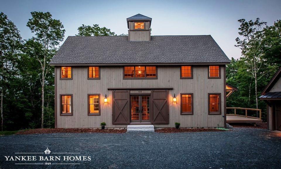 The Grantham Lakehouse Glows