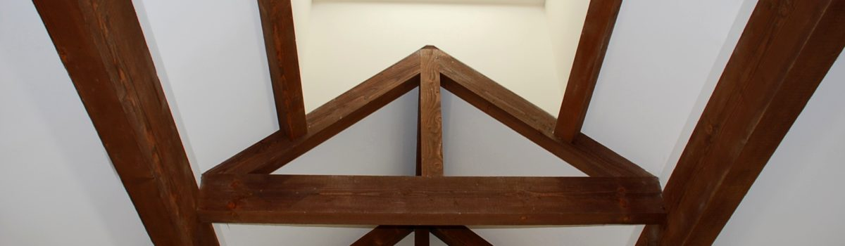 Barn Style Post And Beam
