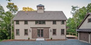 Grantham Lakehouse Post and Beam Barn Home