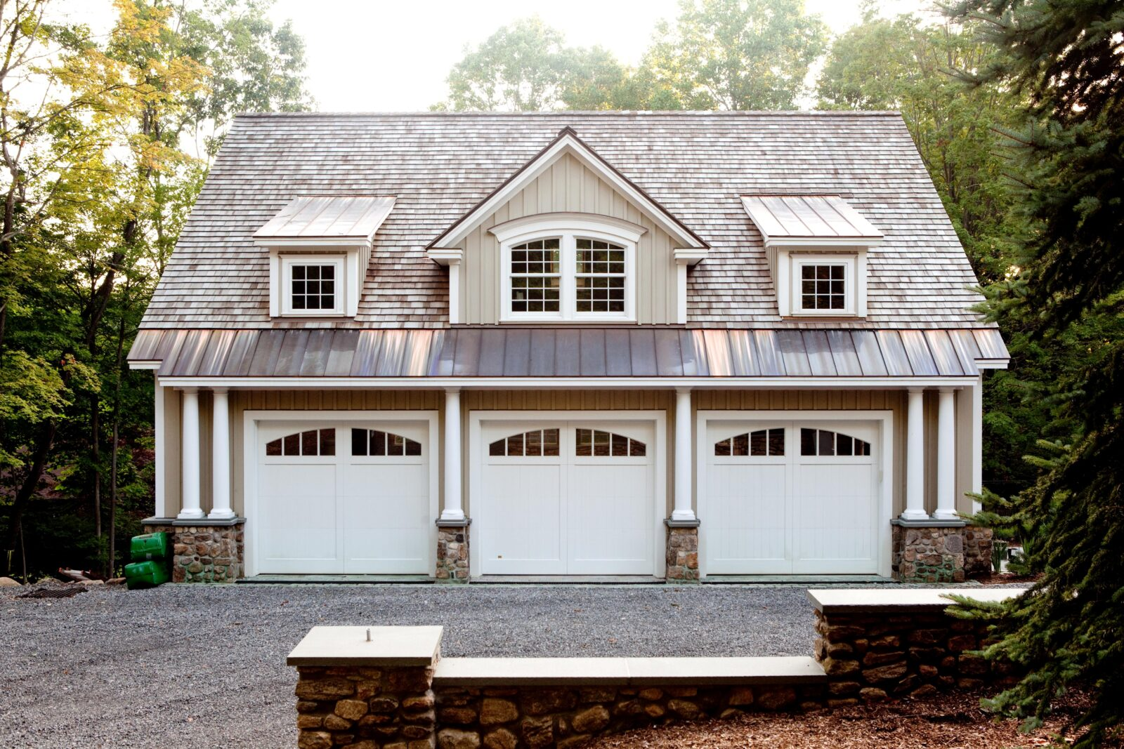 exterior sliding barn doors - Yankee Barn Homes