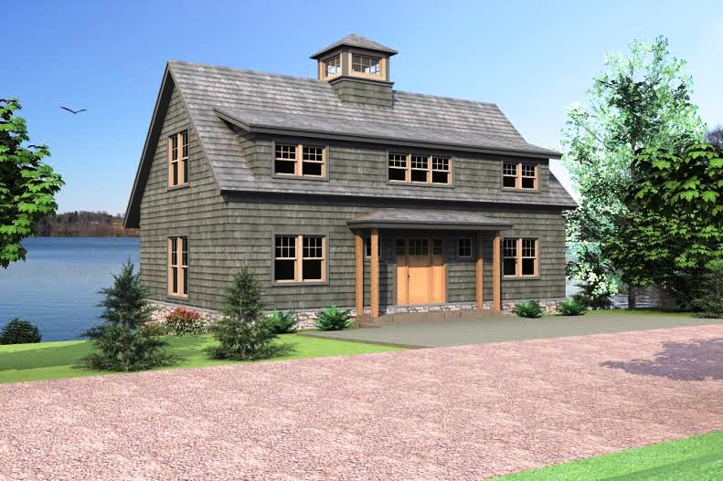 Yankee Barn Homes Design 2