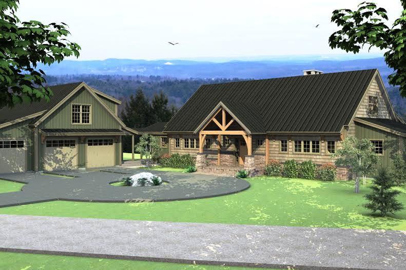Yankee Barn Homes Design 4