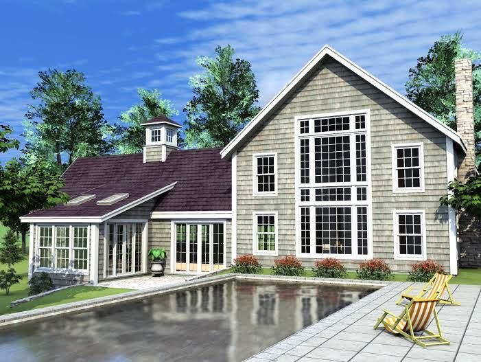Yankee Barn Homes Design 6