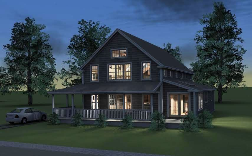 Yankee Barn Homes Design 1