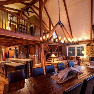 Barn House Loft