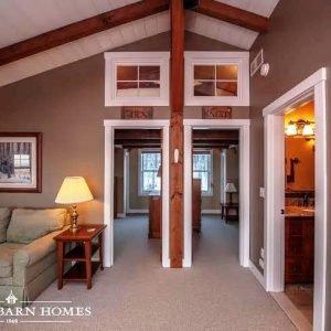 Loft Bedrooms and Bath