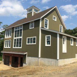 Merrimack Farmhouse Siding On
