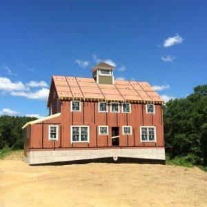 Merrimack Farmhouse True Wall & Roof Panels