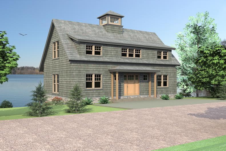 Barn House Plans Chris Sevignys Your Man