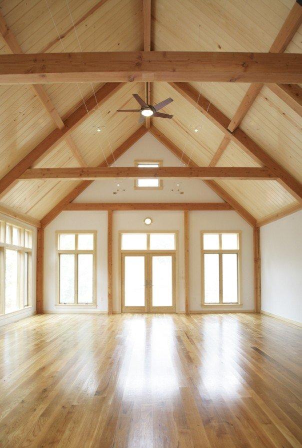 Universal Design: Yankee Barn Homes Is On The Beam!
