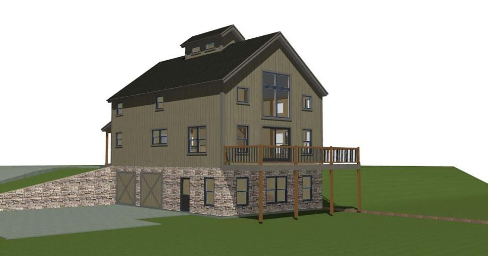 Amazing New Barn House Plans Boulder Meadows Largest Home Design Picture Inspirations Pitcheantrous