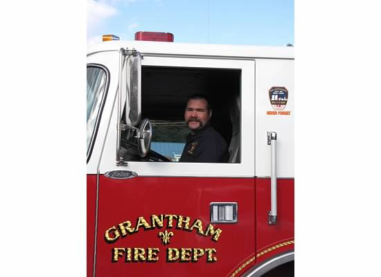 Jay Fountain, Grantham NH Fire Dept