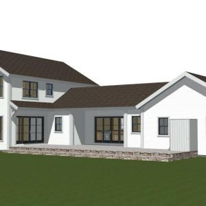 Barn house open floor plans yankee barn homes for Open floor plan barn homes