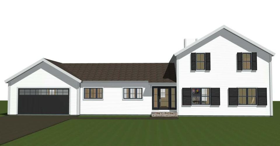 The Maidstone Front Elevation