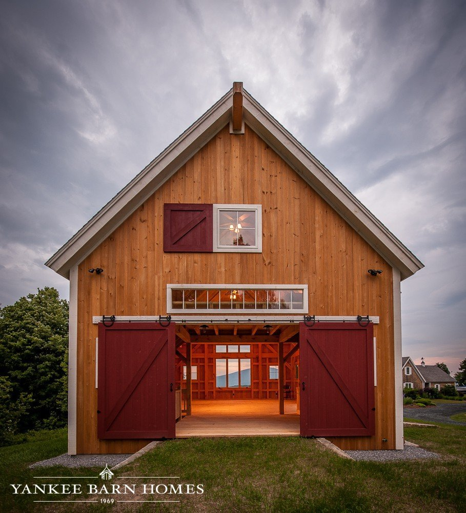 Custom barn home for Pole barns with apartments
