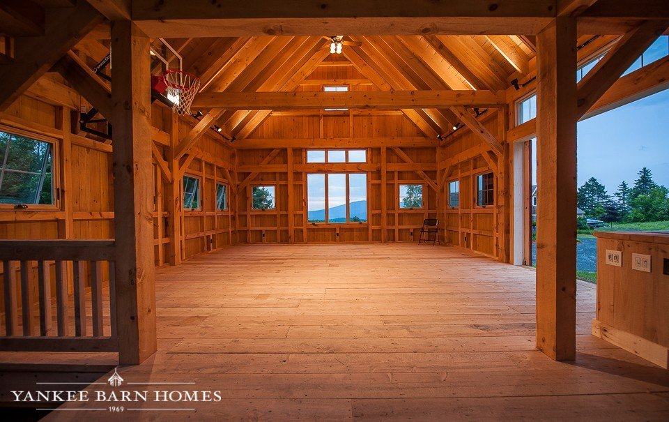 custom barn homes