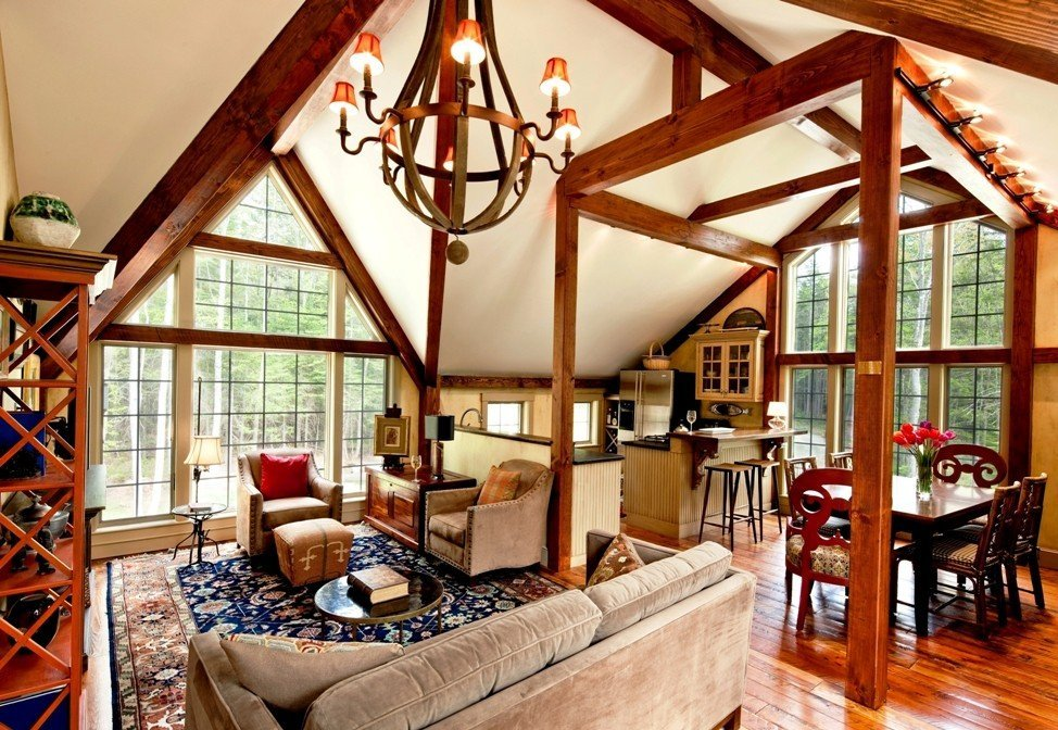 Bennington Carriage House Living Room