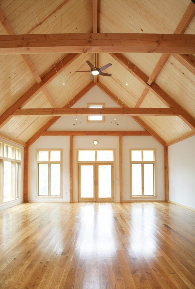 Post and Beam Frame Types