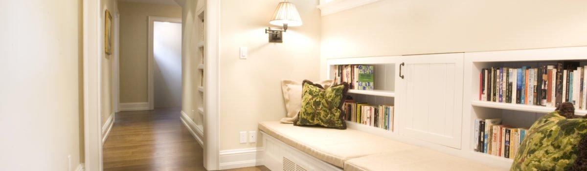 Hallway Storage Ideas