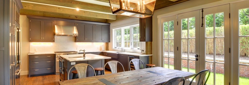 Excellent The Industrial Look In Yankee Barn Post And Beam Homes Home Interior And Landscaping Ologienasavecom