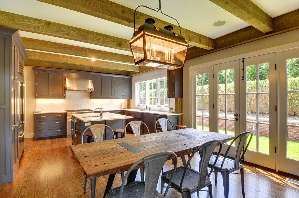 East Hampton Cottage Style Kitchen