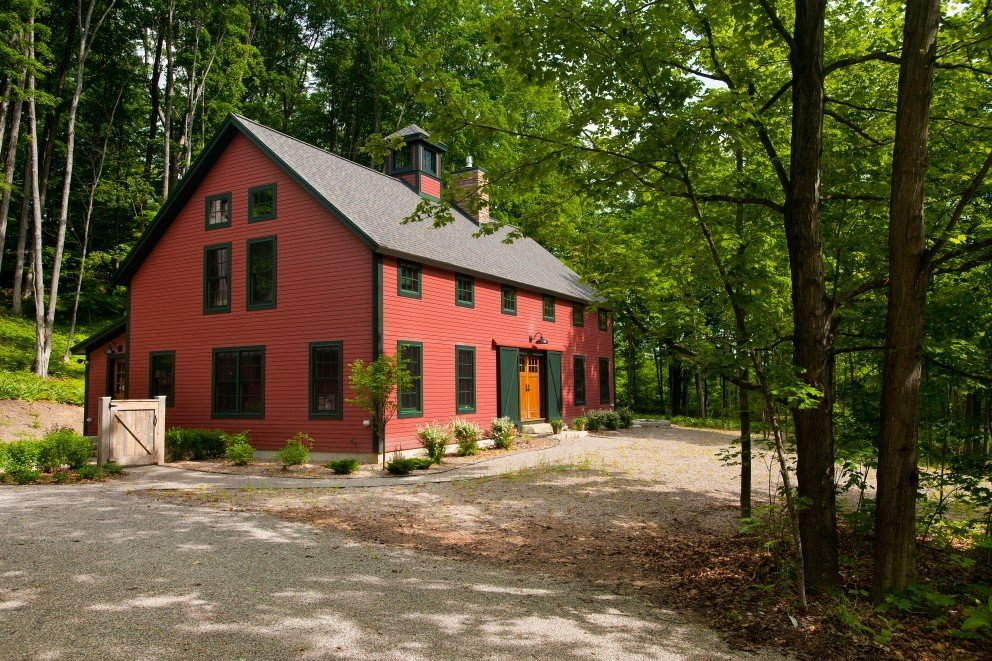 Post And Beam Homes Exterior Paint Colors | Joy Studio Design Gallery - Best Design