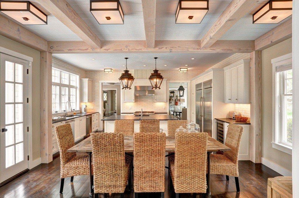 Cove Hollow Kitchen/Informal Breakfast Room