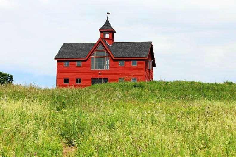The Mill River Barn Is Completed