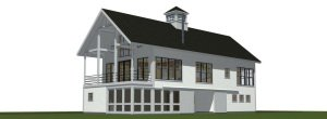 Barn Home Floor Plans The Montshire