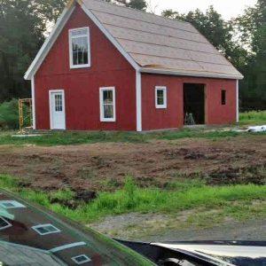 The Barn Moves Forward
