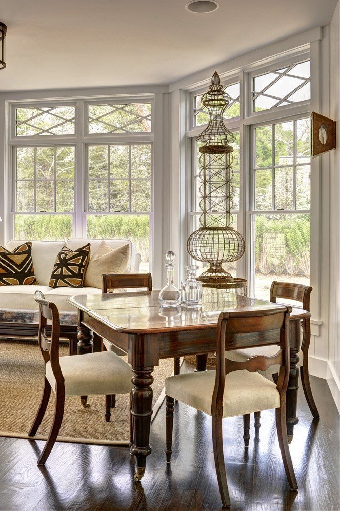 Cove Hollow Sunroom
